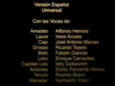Doblaje Latino de Metegol (Versión Cine)