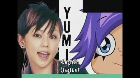 Hi Hi Puffy AmiYumi - Theme Song (Multilanguage 3 Versions)