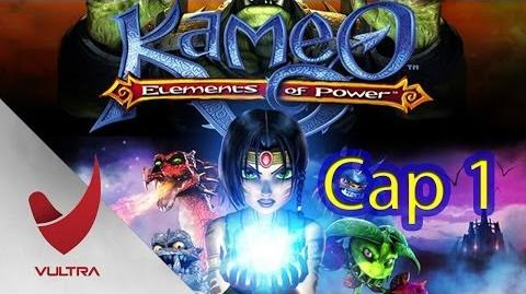 "Kameo- Elements Of Power - XBOX 360 - Cap 1 ""Cuando aun era chevere Rare"""