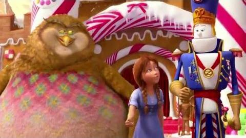 Leyendas de OZ El regreso de Dorothy - Trailer Oficial
