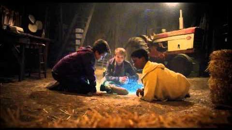 Llamando A Ecco - Earth to Echo - Trailer Oficial Doblado al Español (