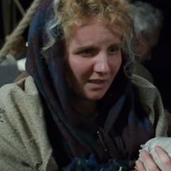 Mujer con bebé en <a href=