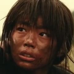 Kenshin Himura (niño) en <a href=