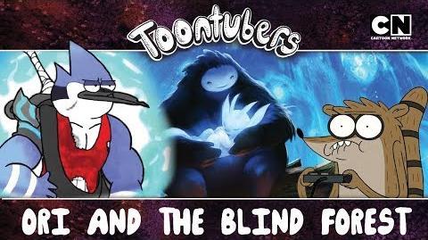 ¡HACIENDO LAS PACES CON RIGBY Y SALVANDO AL TOTOROTE! Toontubers Cartoon Network