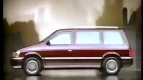 "Chrysler ""Grand"" Voyager 1991"