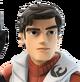 Disney INFINITY Poe Dameron Figure