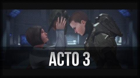 Halo The Fall of Reach - La Serie Animada - En Español - Acto 3