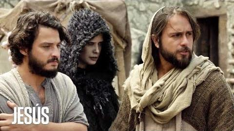 Jesús Satanás provoca que los discípulos de Jesús se acusen de ser enviados del diablo