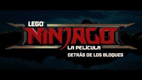 LEGO® NINJAGO® LA PELÍCULA - Detrás de los ladrillos - Oficial Warner Bros