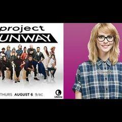 Lindsey Creel también en Project Runway.