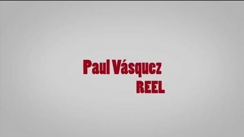 Reel de Doblaje - Paul Vásquez O