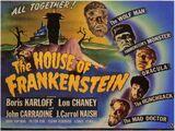 La casa de Frankenstein (1944)