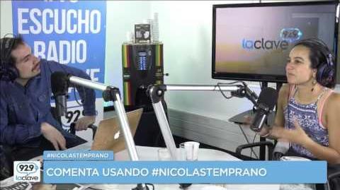 """NicolasTemprano Nicolás Copanoy Lorena Erpel """"Hijos del sol"""""""
