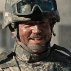 El Coronel Reed en la versión de Summit de <a href=
