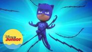 Catboy en acción PJ Masks Héroes en pijamas