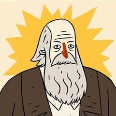 Charles Darwin en <a href=
