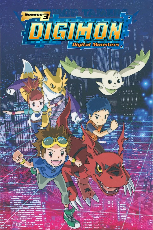 Digimon 3 Staffel