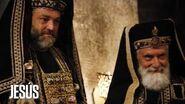 Jesús Caifás y Anas logran poner al pueblo en contra de Jesús