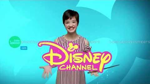 Peyton Elizabeth Lee (Andi Mack) - Estás viendo Disney Channel Latinoamérica - Bumper