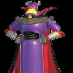 Emperador Zurg en la franquicia <a href=