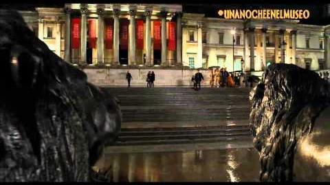 Una Noche En El Museo 3 Familia (HD)