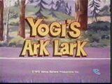 El arca loca de Yogi