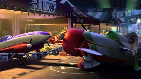"""Aviones Bulldog y """"El Chu"""""""