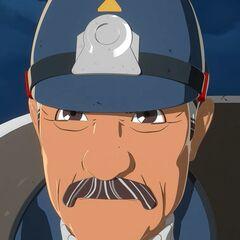 Capitán Imanuel Doza en <a href=