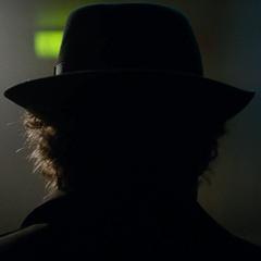 Gustav Fiers / Hombre en las sombras (<a href=
