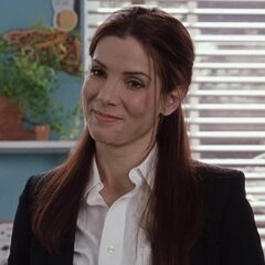 La agente Gracie Hart en <a href=