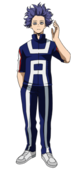 Hitoshi Shinsou Anime Profile MHA