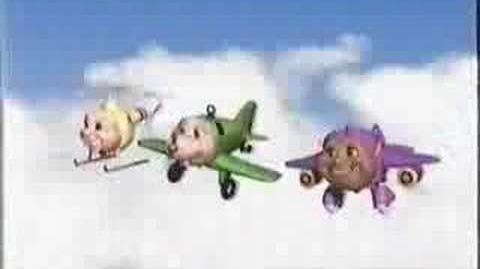 JAY JAY el avioncito (discovery kids)