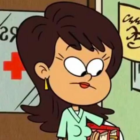 Enfermera Patti en <a href=