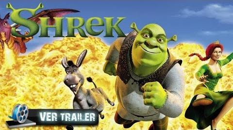 Shrek Trailer 2 Español Latino (2001)