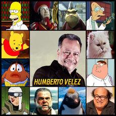 Humberto Vélez-Doblaje