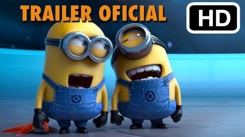 MI VILLANO FAVORITO 2 -- Trailer -- Oficial HD Universal Pictures