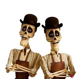 Óscar y Felipe Rivera en <a href=