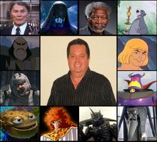 Rubén Moya y sus personajes (mejorado)