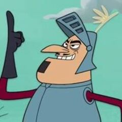 Caballero Sir Quejadita (1ª voz) en <a href=