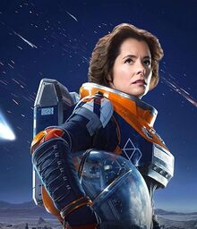 Smith - Lost in Space Netflix