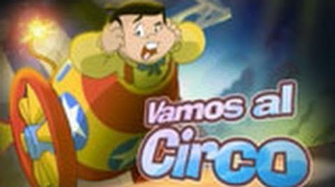 Vamos al circo Chavo Animado