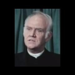 Reverendo Robert Alden en <a href=