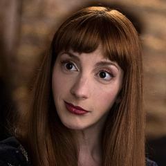 Lauren Heller (Molly Bernard) en <a href=