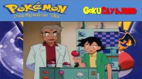 Pokémon Temporada 1 ¡Atrápalos Ya! Capitulo 1 Audio Latino