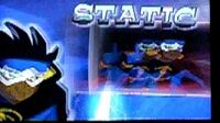 Static Shock On Disney XD