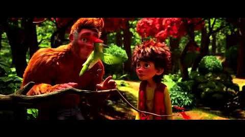 """Trailer """"El hijo de Pie Grande"""". Estreno Chile 2 de noviembre"""