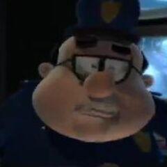 Oficial Tubbs en <a href=