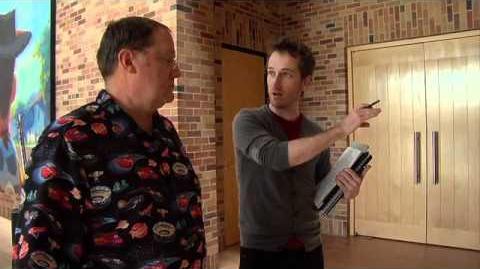 Un día en la vida de John Lasseter Episodio 3