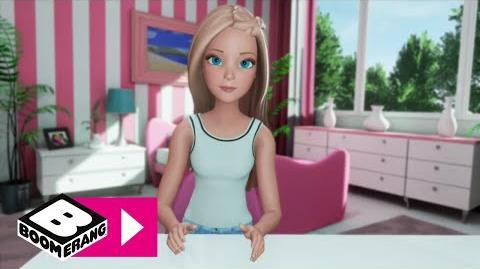 10 cosas sobre mí Barbie Vlog Boomerang