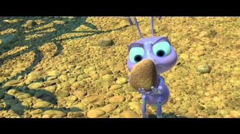 Bichos- una aventura en miniatura - Trailer